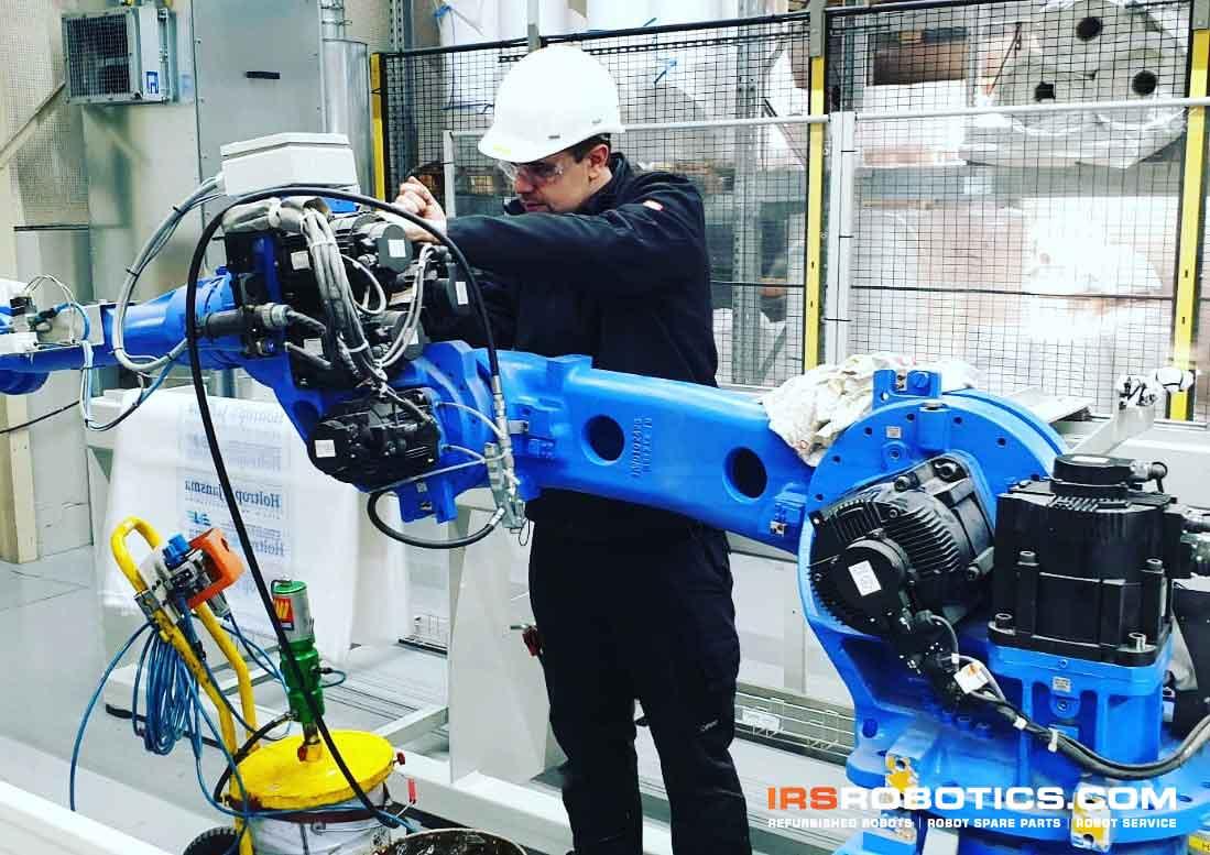 IRS-Robotics-Maintenance-Team---Robot-Service