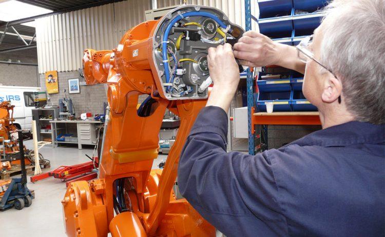 IRS Robotics Robot Service Benelux